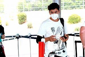 Infectie aan breuk in bovenarm belemmerde herstel Marquez