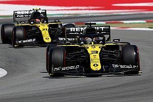 Renault podría cambiar el nombre del equipo de F1