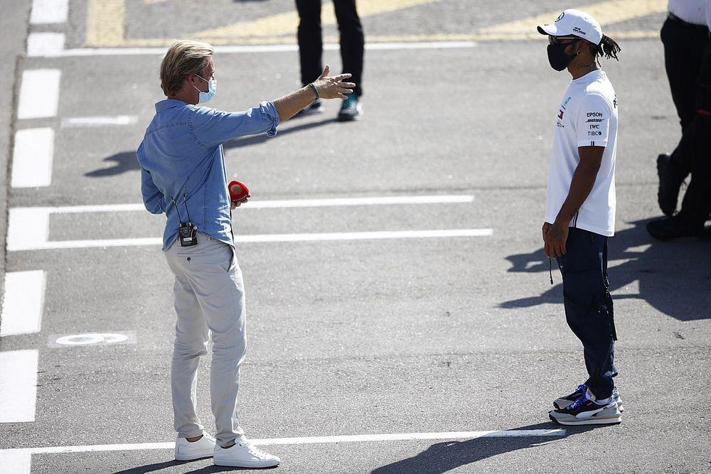 Szent a béke? Hamilton és Rosberg egy helyen kapcsolódott ki