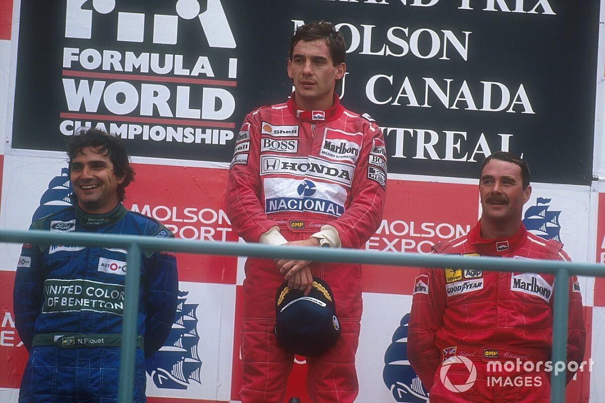 GALERIA: Relembre todos os carros de Piquet e Senna na Fórmula 1