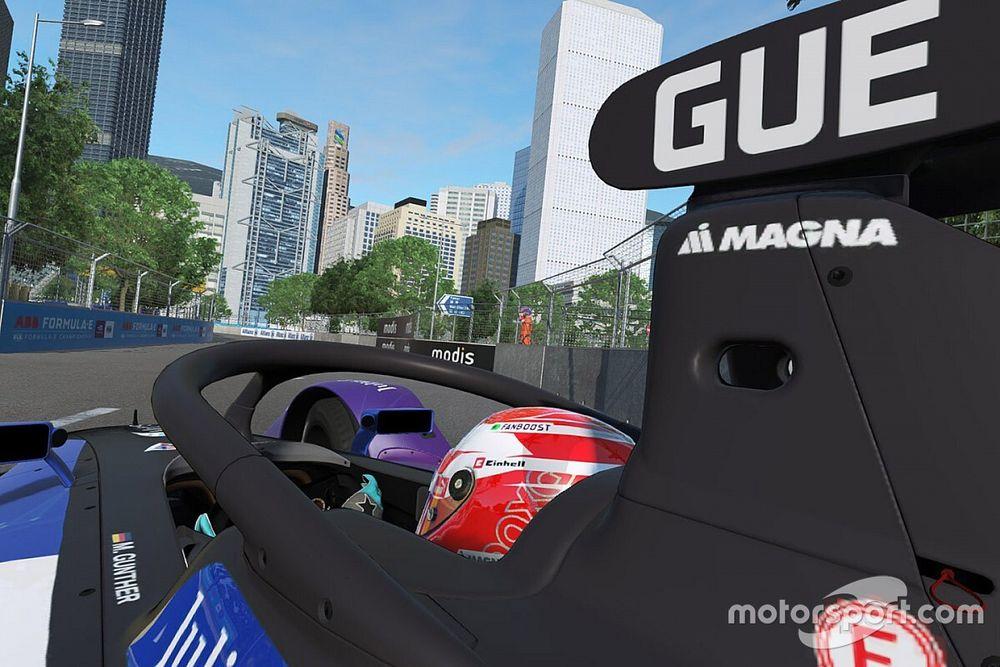 """Fórmula E prepara segunda carrera de """"Race at Home Challenge"""""""