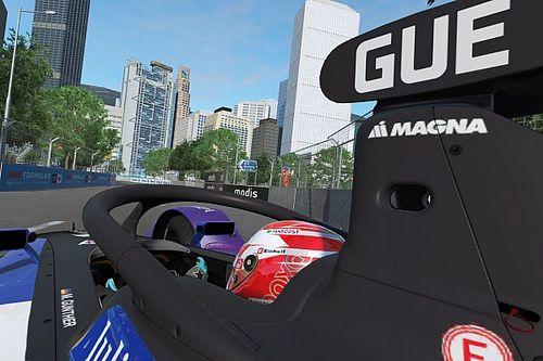 VIDEO: Hoogtepunten eerste ronde Formula E Race at Home Challenge