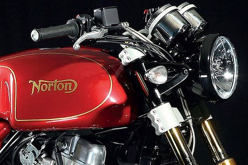 Norton Will Stay In The UK And Remain A Premium Brand