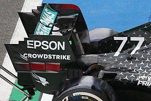 Formel-1-Technik: Detailfotos beim Jubiläums-GP 2020 in Silverstone