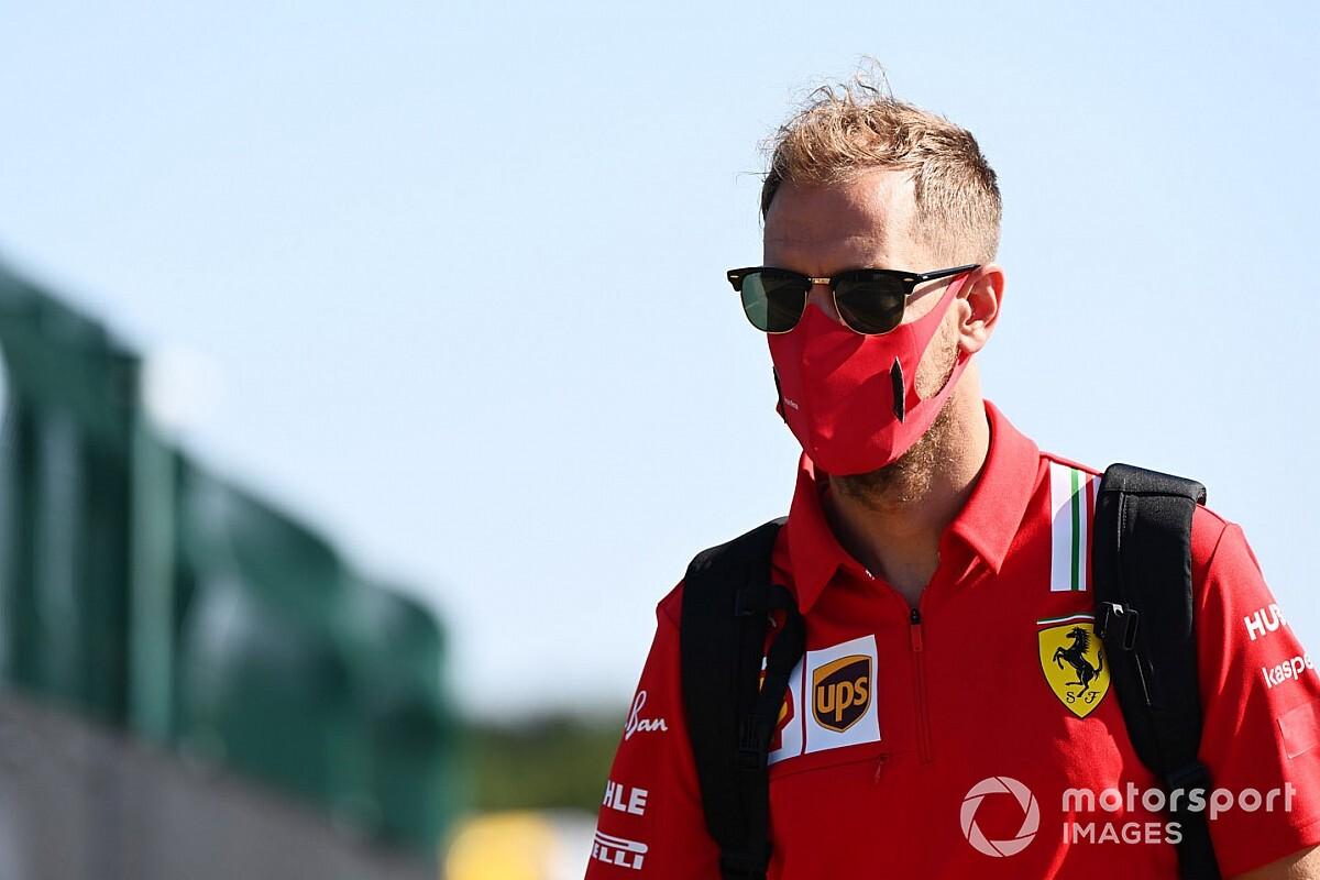 """Vettel: """"Artık Ferrari için uygun aday ben değilim"""""""
