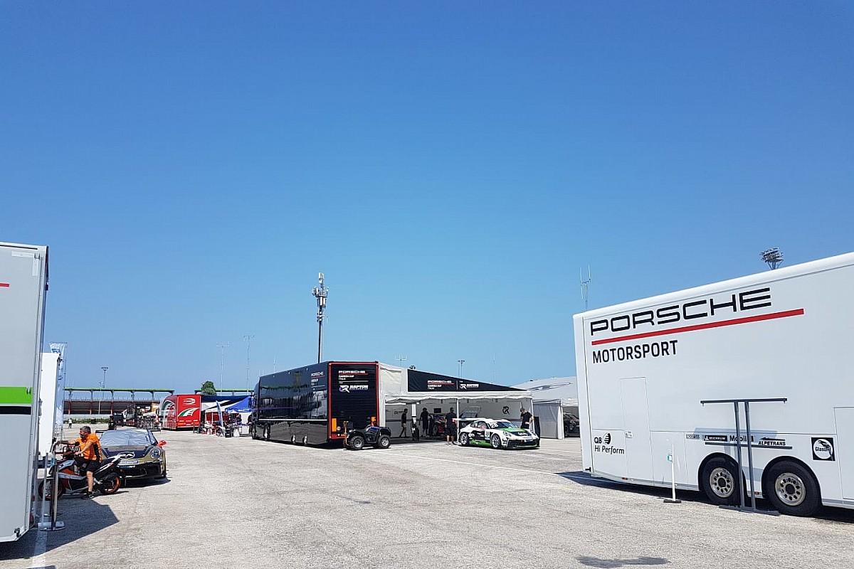 """Carrera Cup Italia, si riparte dal """"forno"""" di Misano"""