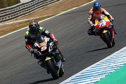 La parrilla de salida del GP de la República Checa de MotoGP