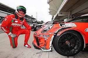 Porsche Carrera: Paludo admite surpresa ao conquistar pole mesmo com carro danificado