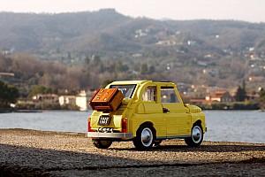 LEGO-ból készült Fiat 500-as: a miniatűr ikon