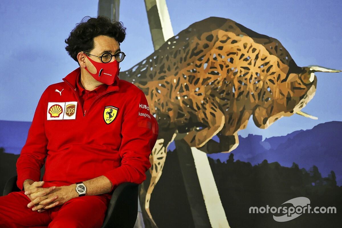 A Ferrari csapatfőnöke szerint kár titkolni a mai eredményt