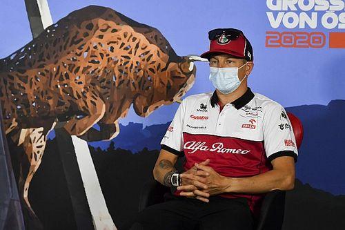 Räikkönen egyelőre nem döntött a jövőjéről