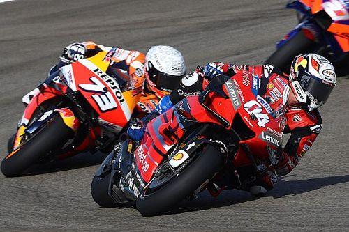 Прямо сейчас на «Моторспорт.ТВ»: первая гонка MotoGP