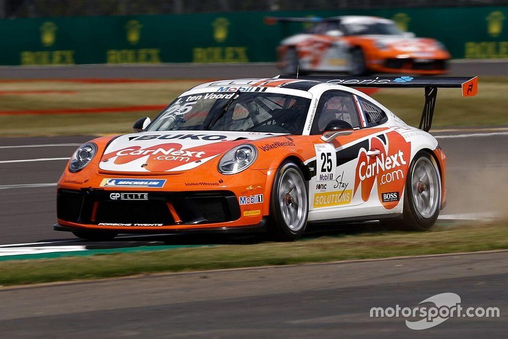 Porsche Supercup: a Barcellona è riscatto per Ten Voorde