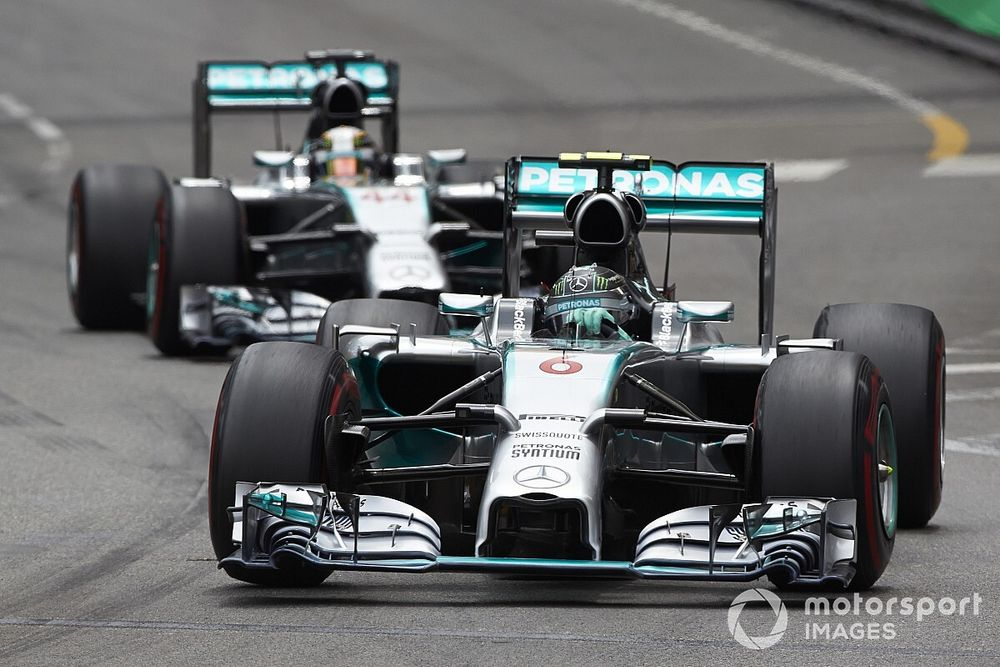 The day Rosberg and Hamilton's F1 relationship blew up