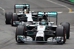 The day Rosberg and Hamilton's relationship blew up
