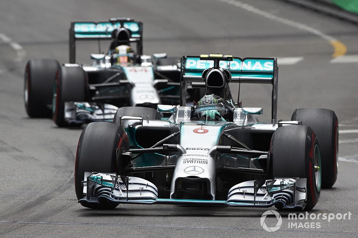 La acción que dinamitó la relación Hamilton-Rosberg