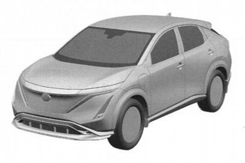 Esta es la versión de producción del Nissan Ariya