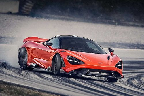 Modifikasi McLaren 765LT Kian Sangar, Output hingga 855 DK
