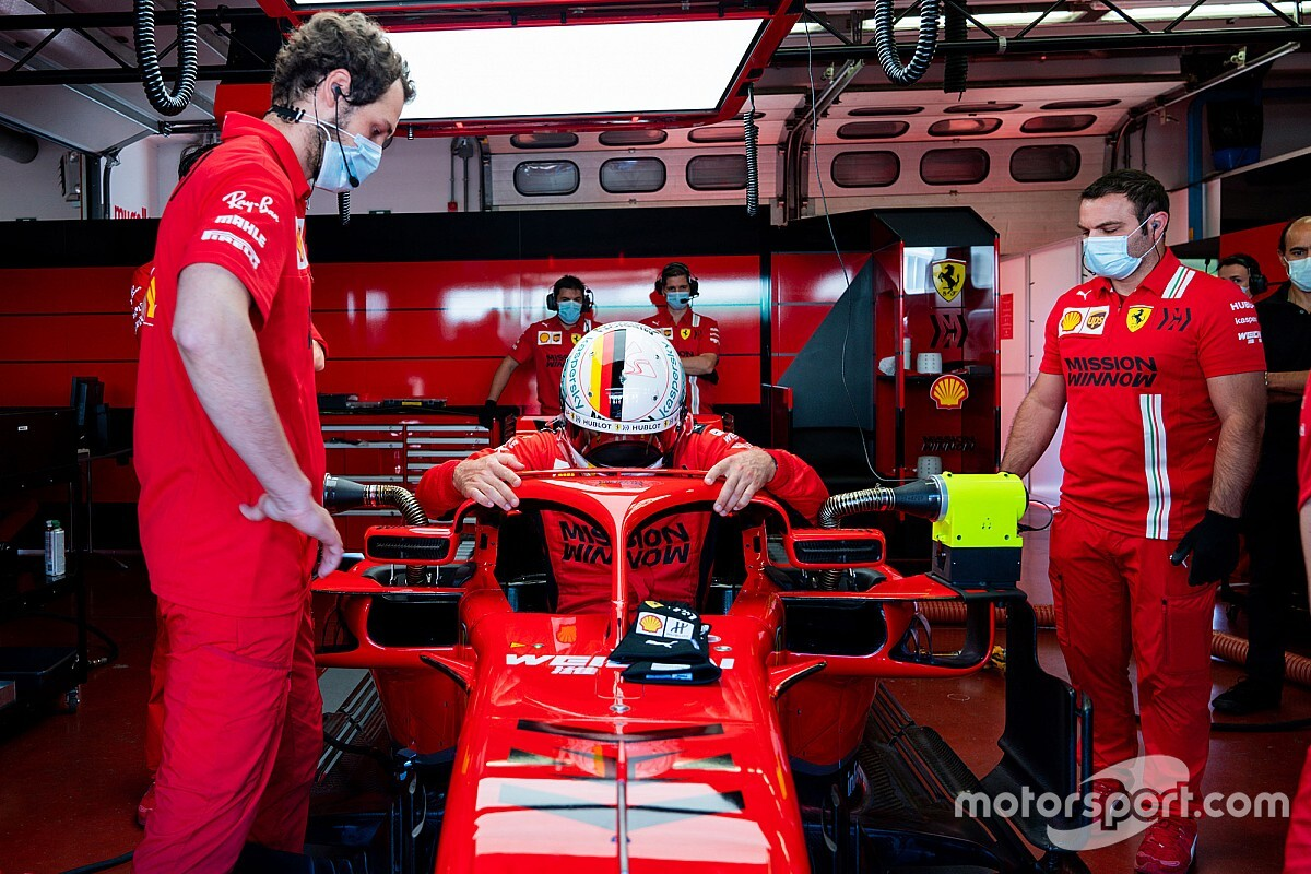 "Webber: ""Empty"" Vettel shows Ferrari relationship is over"