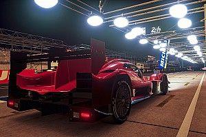 Calderón: Le Mans virtual un impulso hacia temporada de ELMS