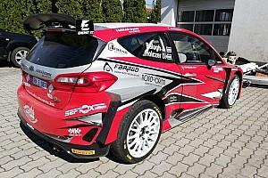 Kisvaszar Rally z kibicami