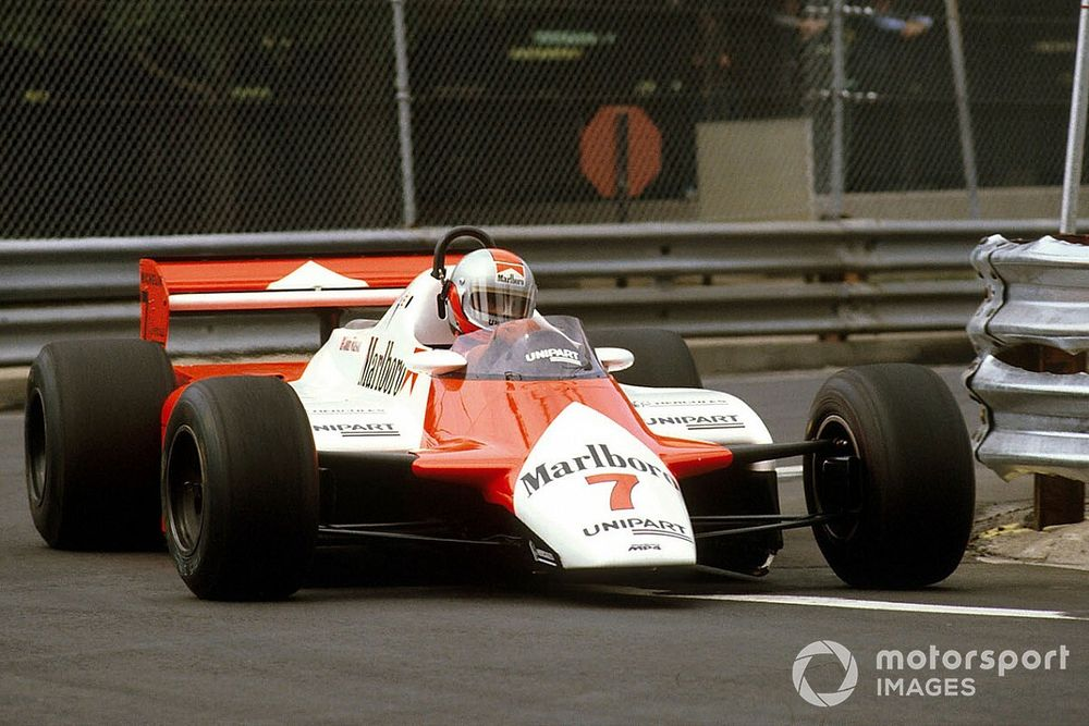 Watson's first great American F1 comeback drive
