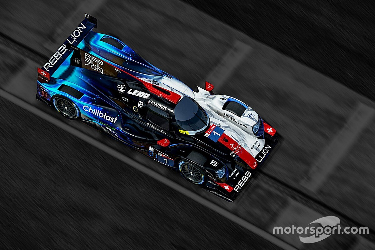 Le Mans Virtual: Rebellion-Williams run 1-2 at halfway
