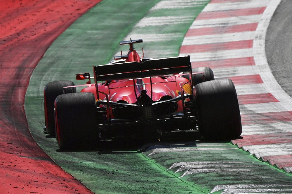 Austrian Grand Prix: Saturday's best F1 images