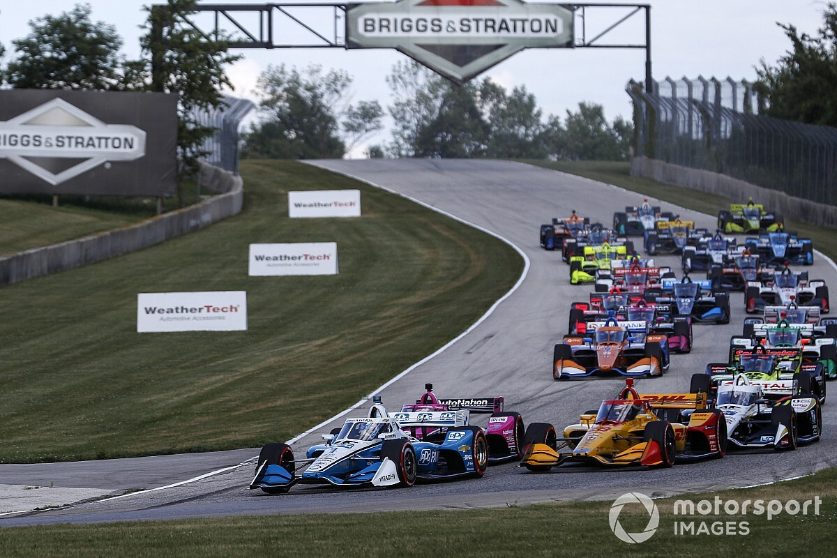Five lessons and questions from IndyCar at Road America