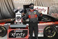 Austin Cindric earns first Xfinity oval win at Kentucky