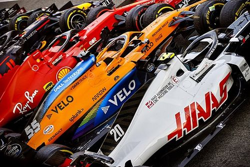 ¿Cuál es el origen de los actuales equipos de Fórmula 1?