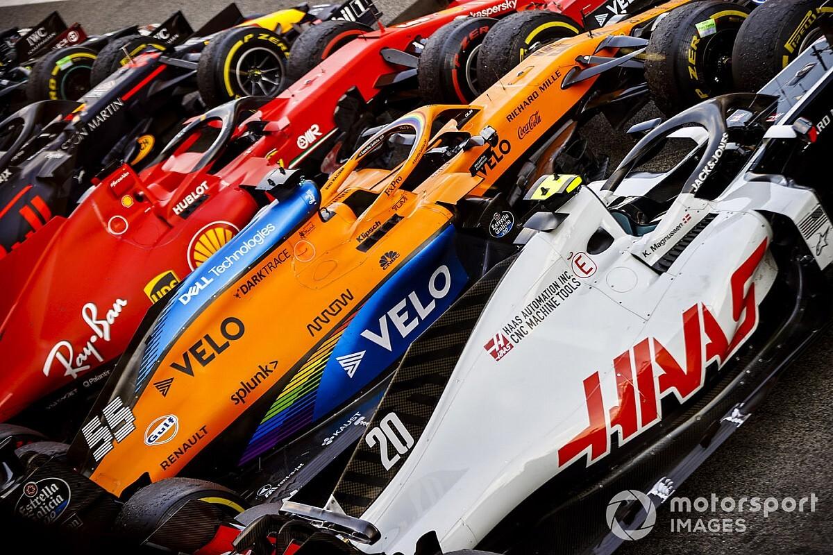 Sejarah Transformasi Identitas Tim-tim Formula 1
