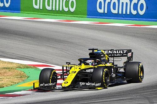 Ricciardo hoopt dat puntloze race in Spanje 'uitzondering' is