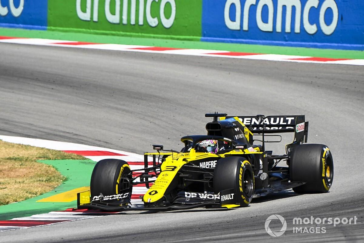 Renault subit son premier score vierge de la saison
