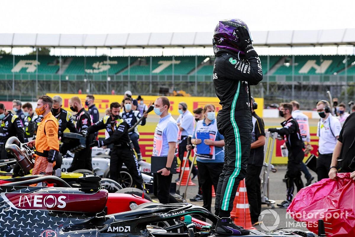 GP Gran Bretaña F1: ¡Hamilton gana en un final dramático!