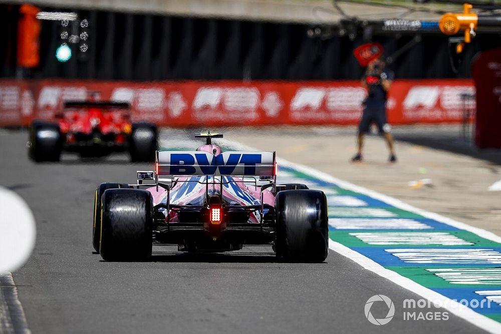 """Prost: el argumento de Racing Point """"no es posible"""""""