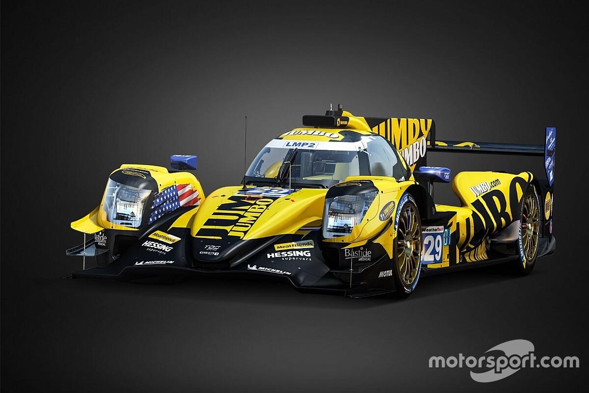 Racing Team Nederland voegt 24 uur Daytona toe aan WEC-programma