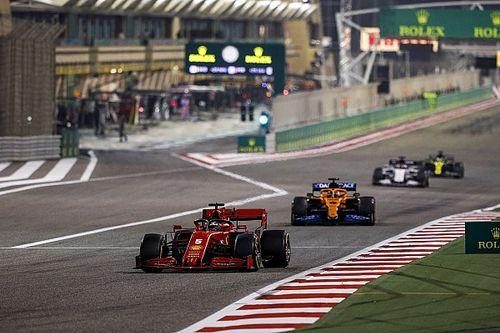 Pesan McLaren kepada Ferrari Bikin Sainz Terharu