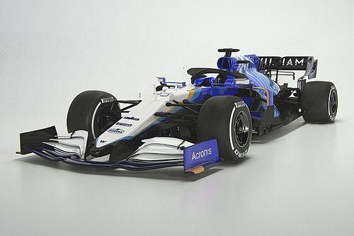 Los detalles que hacen que el nuevo Williams merezca una segunda vista