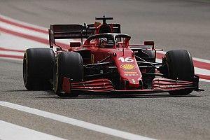 Leclerc: a Ferrari úgy viselkedik, ahogyan azt a szélcsatornában láttuk
