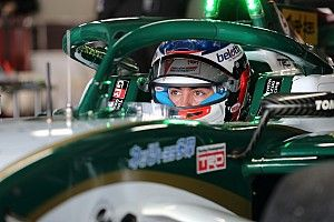 "Alesi grateful for ""special"" TOM'S Super Formula chance"