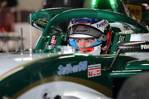 Debiut Alesiego w Super Formule