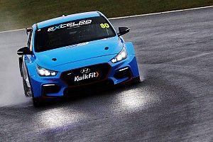 """Ingram: Hyundai BTCC car """"felt brilliant"""" on first test"""