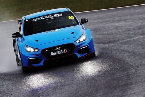 "Ingram: Hyundai BTCC car ""felt brilliant"" on first test"