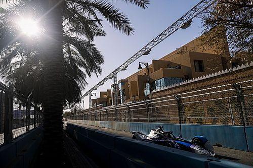 أهلاً بكم إلى جولة الدرعية في بطولة الفورمولا إي
