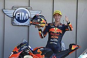 """Marquez: Star Moto3 rookie Acosta will be in MotoGP """"soon"""""""