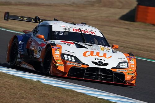 "Motegi was ""wake-up call"" for #36 TOM'S Toyota crew"
