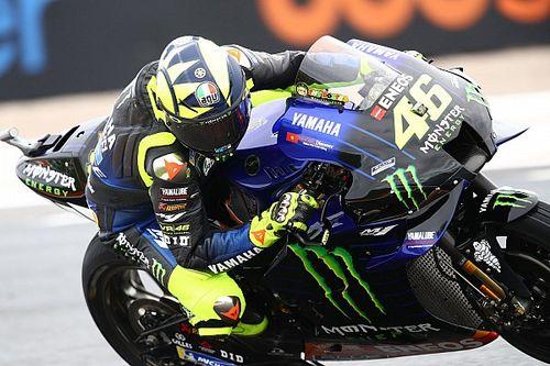 Rossi test tweemaal negatief en mag toch meedoen aan Valencia GP
