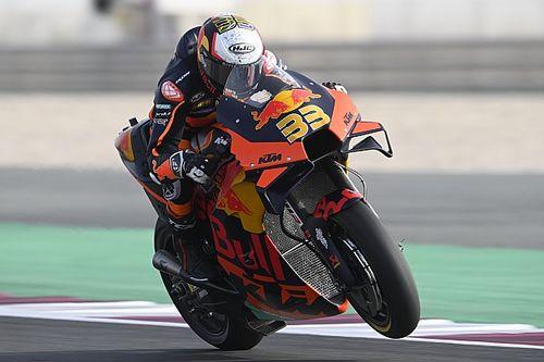"""Binder: """"Rossi soltó los frenos y yo también lo hice, fin de la historia"""""""