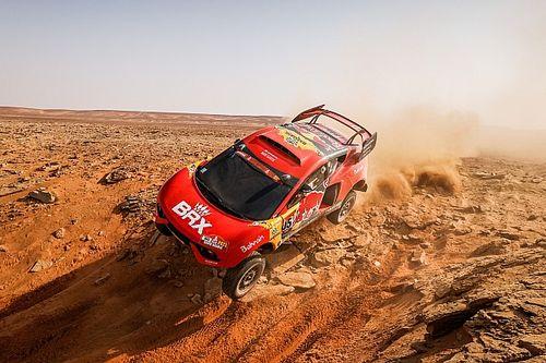 Loeb wycofał się z Dakaru